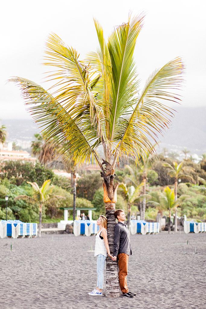 Puerto de la Cruz Teneryfa północna, sesja zdjęciowa by Wojciech Gruszczyk