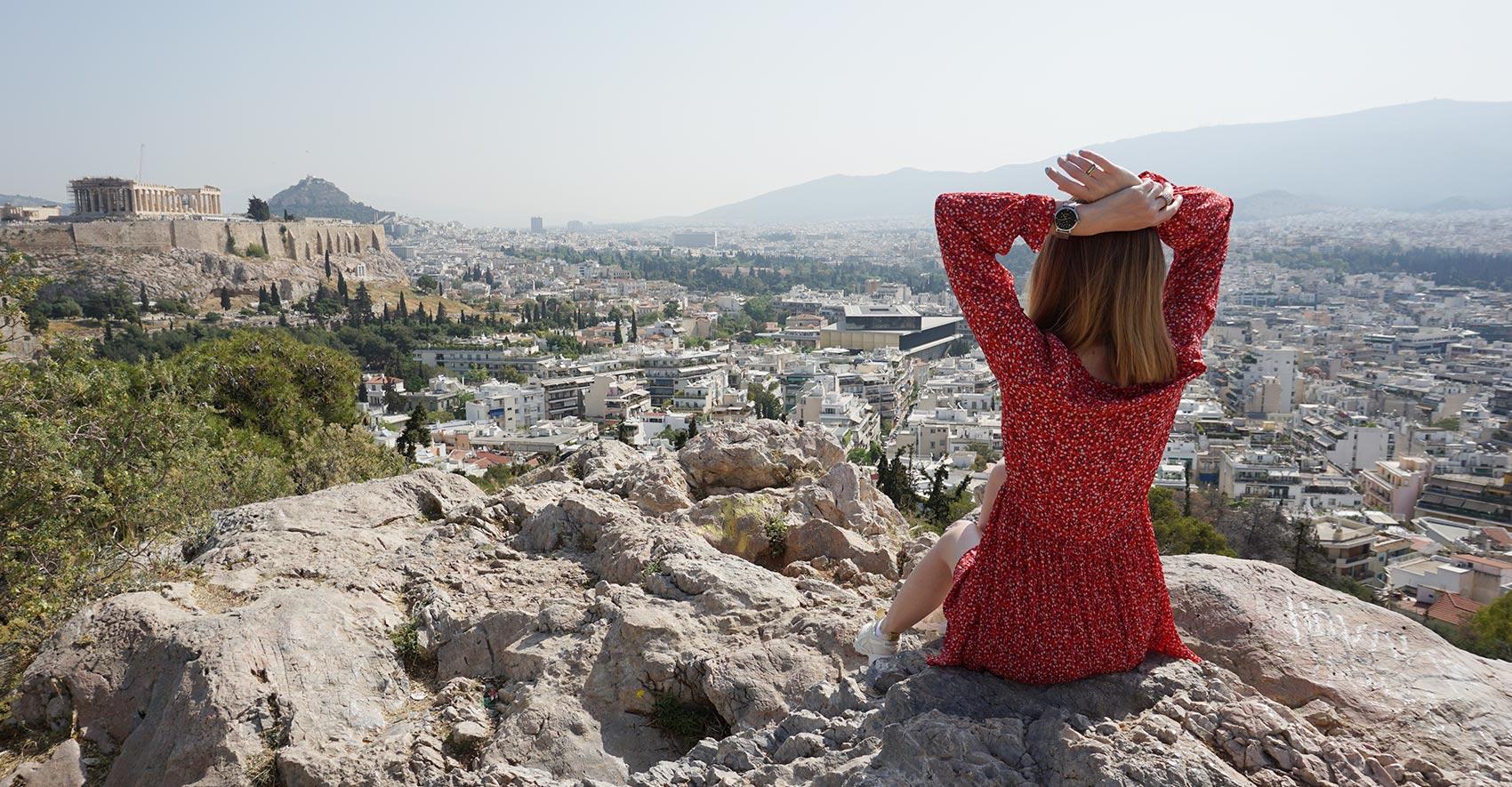 Vlogi z Aten już są!
