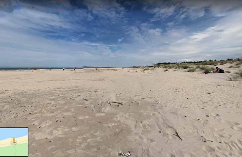 Czołpino Plaża - Słowiński Park Narodowy