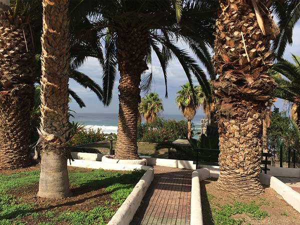 Playa Jardin, Puerto de la Cruz, Teneryfa