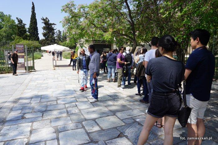 Akropol Ateny kolejka: fotorelacja ze zwiedzania Akropolu