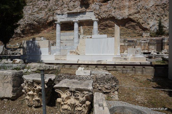 Akropol Ateny zwiedzanie
