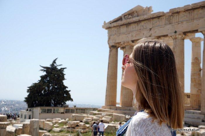 Akropol Ateny: zwiedzanie Akropolu Ateńskiego