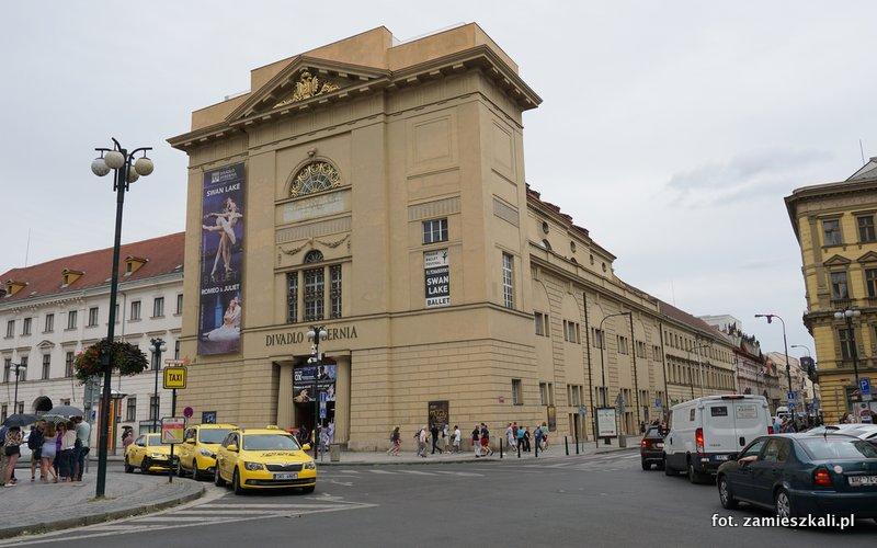 Czeska Praga, Teatr, Stare Miasto