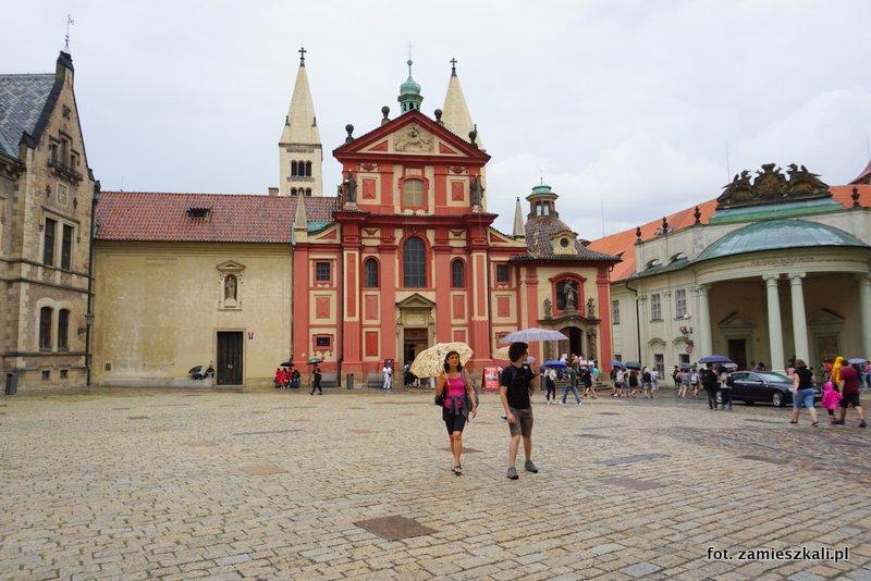 Czeska Praga, Hradczany
