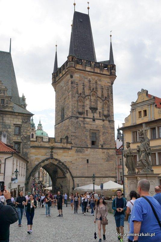 Czeska Praga, Most Karola