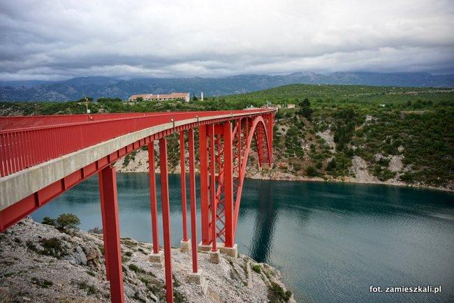 Droga Polska Chorwacja bez winiet i autostrad