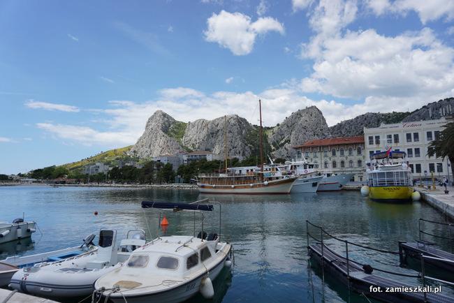 Omiś Chorwacja Port