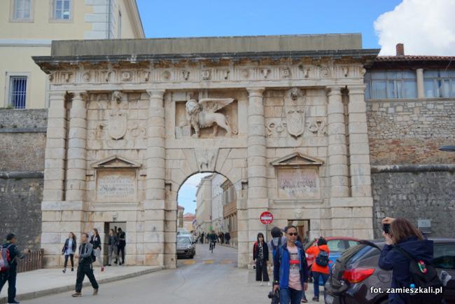 Brama Lądowa Zadar Atrakcje - co warto zobaczyć w Zadarze?