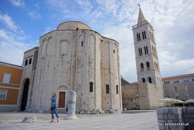 Kościół św. Donata Zadar Atrakcje - co warto zobaczyć w Zadarze?