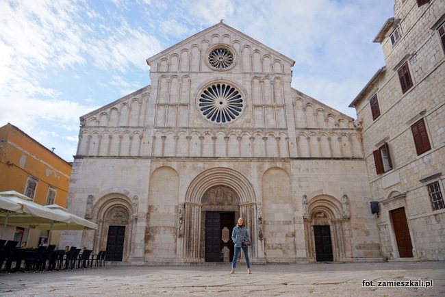Kościół św. Anastazji Zadar Atrakcje - co warto zobaczyć w Zadarze?