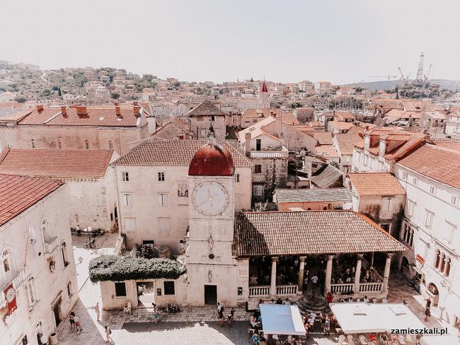 Chorwacja Trogir atrakcje