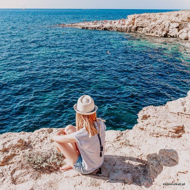 Malta atrakcje. Bugibba.