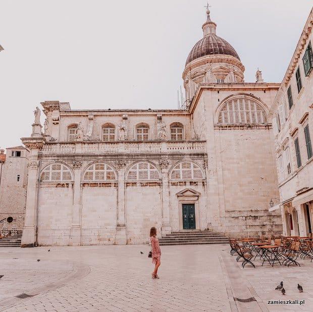 Dubrownik Atrakcje Stare Miasto