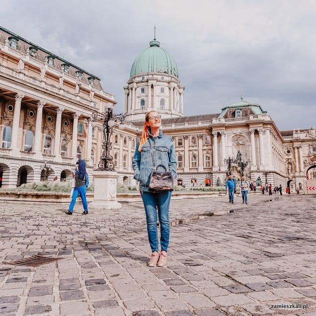 Budapeszt atrakcje. Zamek Królewski Budapeszt. Zamek Buda.
