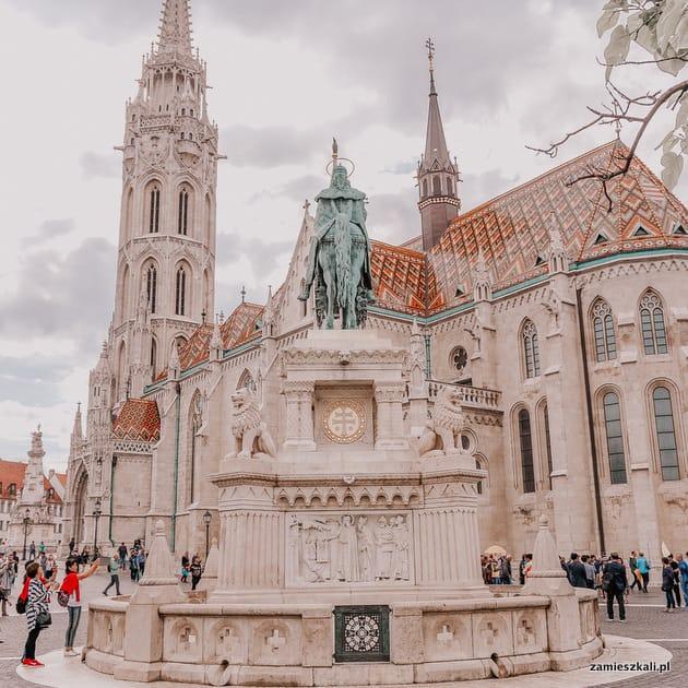 Budapeszt atrakcje. Kościół Macieja Budapeszt.