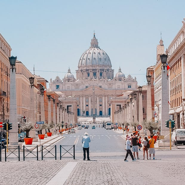 Rzym w trzy dni. Jak zwiedzić Rzym w weekend?