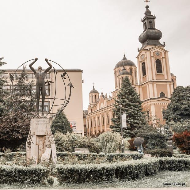 Zwiedzanie Sarajewa: Sobór Narodzenia Matki Bożej w Sarajewie.