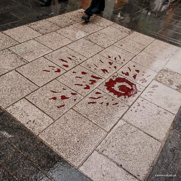 Zwiedzanie Sarajewa: Krwawe Róże, Róże Sarajewa.