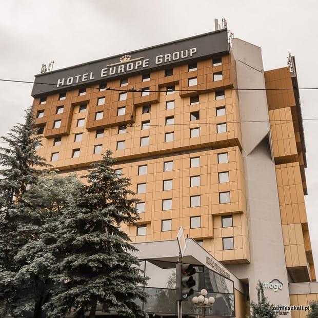 Zwiedzanie Sarajewa: Hotel Holiday.