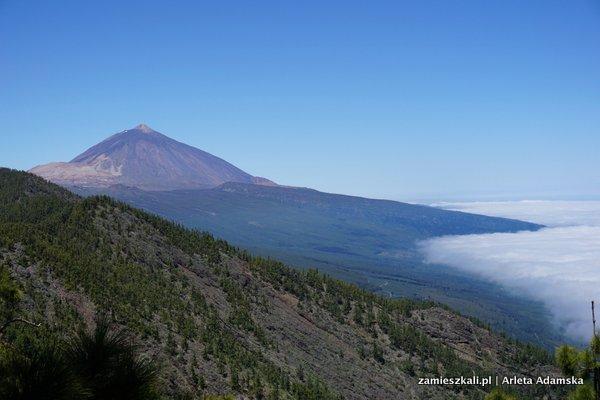 el teide jak dojechać na wulkan