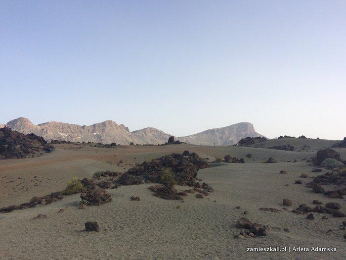 Wulkan El Teide Teneryfa